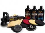 """Meguiar 's DA Ultimate Kit 5 """"- kompletná 5palcová sada pre strojné renováciu, leštenie a voskovanie"""