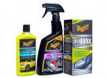 Meguiar 's Essentials Car Care Kit - sada nepostrádateľných produktov pre starostlivosť o auto