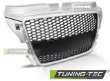 Maska šport silver Audi A3 (8P) SPORT 04/08-07/12
