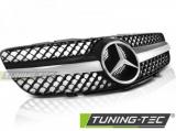 Maska šport čierna-chróm Mercedes SL R230 01/06