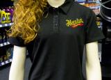 Meguiar's - originální dámské tričko s límečkem, Velikost: S