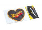 Meguiar's osvěžovač vzduchu ve tvaru srdce, malina