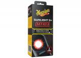 Meguiar's Sunlight 3+ - detailingová lampa pro hledání defektů laku, nastavitelná teplota světla a intenzita