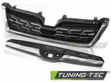 Subaru Forester IV 13/18 chróm-čierna LCI STYLE