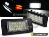 LED Osvětlení registrační značky AUDI A4 (B8) 4D/5D 08~