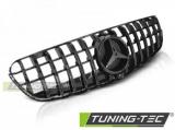 Maska šport lesklá čierna Mercedes GLC W253 15-