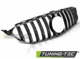 Maska šport lesklá čierna Mercedes W205 18-