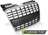 Mriežka Sport čierna-chróm Audi A4 B7 04/08