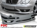Predný nárazník Šport PDC Mercedes W203 00/04