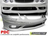 Predný nárazník Šport PDC Mercedes W211 02/06