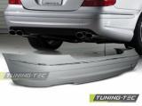 Zadný nárazník šport Mercedes W211 02/09 Sedan