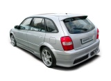 Zadný nárazník Mazda 323F BJ Standard Version 1998 - 2003