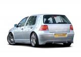 Zadný difúzor nárazníka VW Golf IV 1997 - 2003