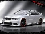 Kryty prahov BMW 3 E46 Coupe & Cabrio versions 1998 - 2007