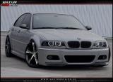 Predný nárazník BMW 3 E46 Saloon versions 1998 - 2007