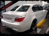 Zadný nárazník BMW 5 E60 Saloon version 2003 - 2010