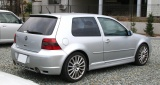Kryty prahov VW Golf IV 3 Door standard version 1997-2003