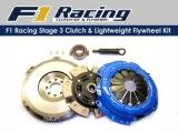 Spojkový set F1 Racing Stage 3 Subaru Impreza WRX 2.0 turbo EJ205 5-st. (02-05)