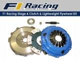 Spojkový set F1 Racing Stage 4 Mazda RX-7 13B turbo 5-st. (86-92)