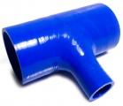 Silikónová hadica HPP - T spojka 76mm - 25mm