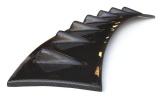 Karbónové krídlo Japspeed Subaru Impreza (01-07) - Shark look