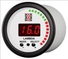 Digitálne prídavný budík Stack ST3402 A / F s wideband Lambda biely