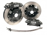 Přední brzdový kit XYZ Racing STREET 355 VOLKSWAGEN BORA VARIANT 2.3i V5 99-05