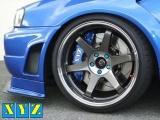 Přední brzdový kit XYZ Racing STREET 355 VOLVO S60 04-UP