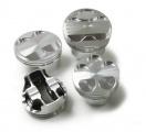Kované piesty JE Pistons VW Golf 4/5 VR6 2.8 24V VR6 (99-) - 81.0mm - 8.5: 1