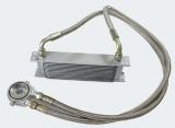 Olejový adaptér s hadicami (kit) - D-08 / AN8 na D-10 / AN10