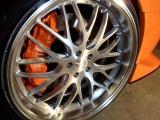 Přední brzdový kit XYZ Racing STREET 380 AUDI TT 4WD (Strut dia. 55mm) 06-UP