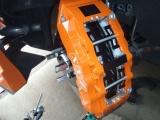 Přední brzdový kit XYZ Racing STREET 380 CHRYSLER CROSSFIRE 03-07