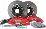Přední brzdový kit XYZ Racing STREET 380 VOLKSWAGEN TOUAREG 5.0 V10 TDI 02-07