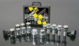 Bezpečnostné skrutky B02 - M12x1,25 x 22 kužeľ SW19
