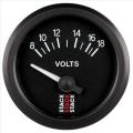 Prídavný budík Stack ST3216 52mm voltmeter