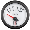 Prídavný budík Stack ST3266 52mm voltmeter