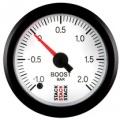 Prídavný budík Stack ST3361 52mm tlak turba - bar