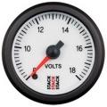 Prídavný budík Stack ST3366 52mm voltmeter