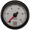 Prídavný budík Stack ST3386 52mm voltmeter