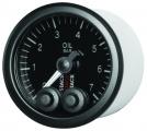 Prídavný budík Stack ST3505 52mm tlak paliva - bar