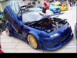 Vertikálne otváranie dverí LSD Mazda MX-5 typ NA (05 / 90-04 / 98)