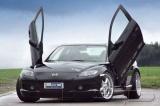 Vertikálne otváranie dverí LSD Mazda RX-8 typ SE (12 / 03-)