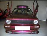 Vertikálne otváranie dverí LSD VW Golf 2 typ 19E (8 / 83-12 / 92)