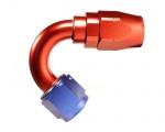 "Fitinka koleno 120 ° D-04 (AN4) 7/16 ""x20-UNF - cutter-system - skrutkovacie"