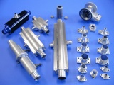 Tepelný výmenník laminátová C43 - 245mm / D-12 / 26mm