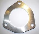 Príruba na katalyzátor 63,5 mm (nerez) - 3 skrutky