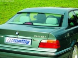 Prodloužení střechy BMW E36