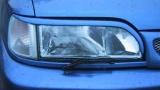 Mračítka Ford Sierra