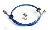 Pancéřová hadice pro spojkový válec HEL Performance na Toyota Starlet EP82 / Glanza EP91 1.3 Turbo
