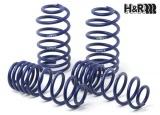 Sportovní pružiny H&R pro Nissan Navara Typ D40, Export, r.v. od 2005, snížení 60/0mm